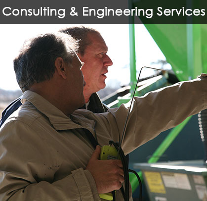 Baghouse Dust Collector Consulting and Engineering Services
