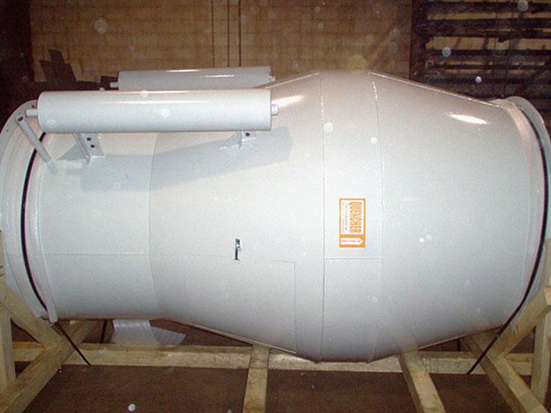 Q-60 Quencher-Spark-Arrestor
