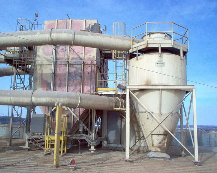 Retrofit Baghouse Dust Collector
