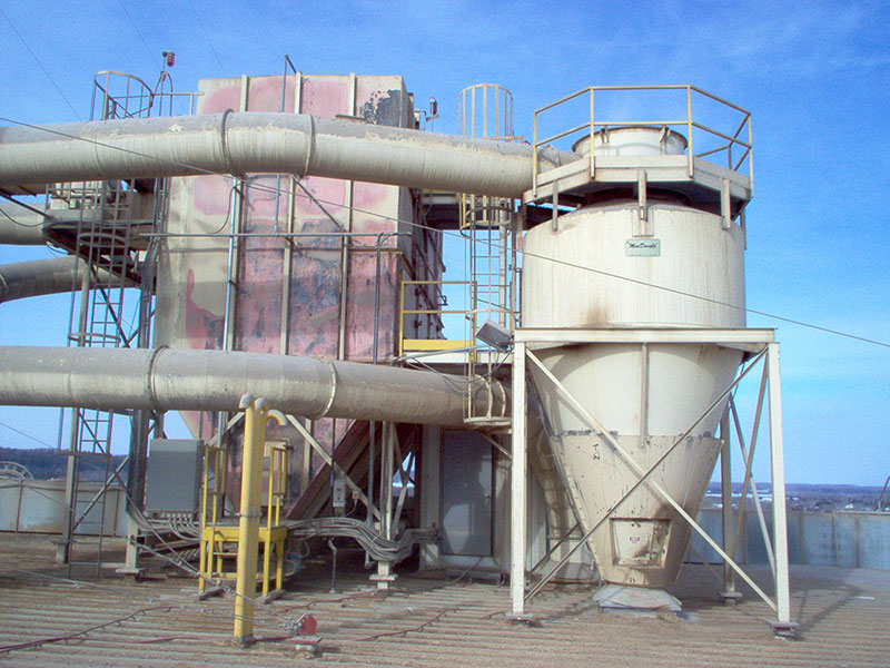 Retrofit Consulting of Baghouse Dust Collector